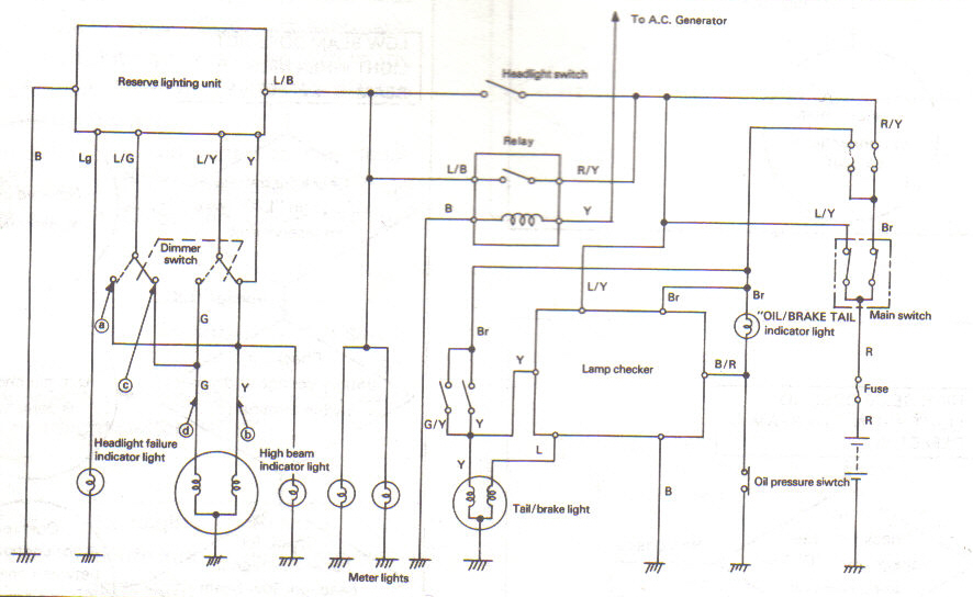 Yamaha Xs850 Wiring Diagram - Wiring Diagram •